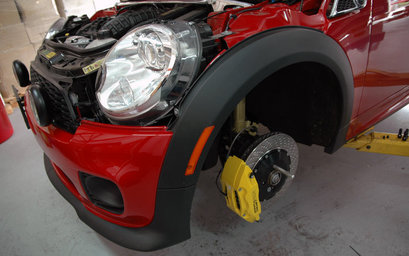 Mini Brakes Replacement Calgary