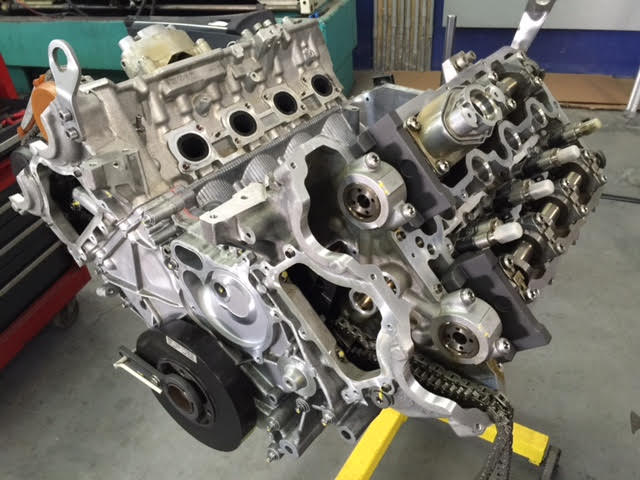 Bmw M Engine Rebuild Euroworks Your Dealer Alternative