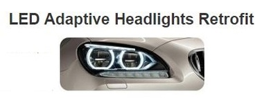 LED Adaptive Headlights Retrofit