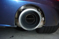 BMW Exhaust Rattle