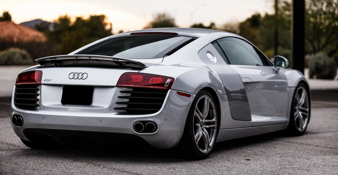 audi r8 magnetic shocks replacement