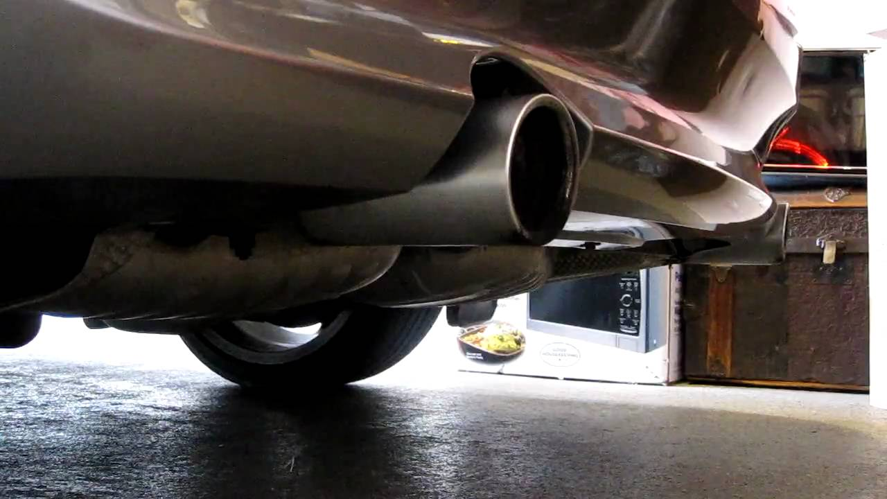 BMW Exhaust Rattle Calgary